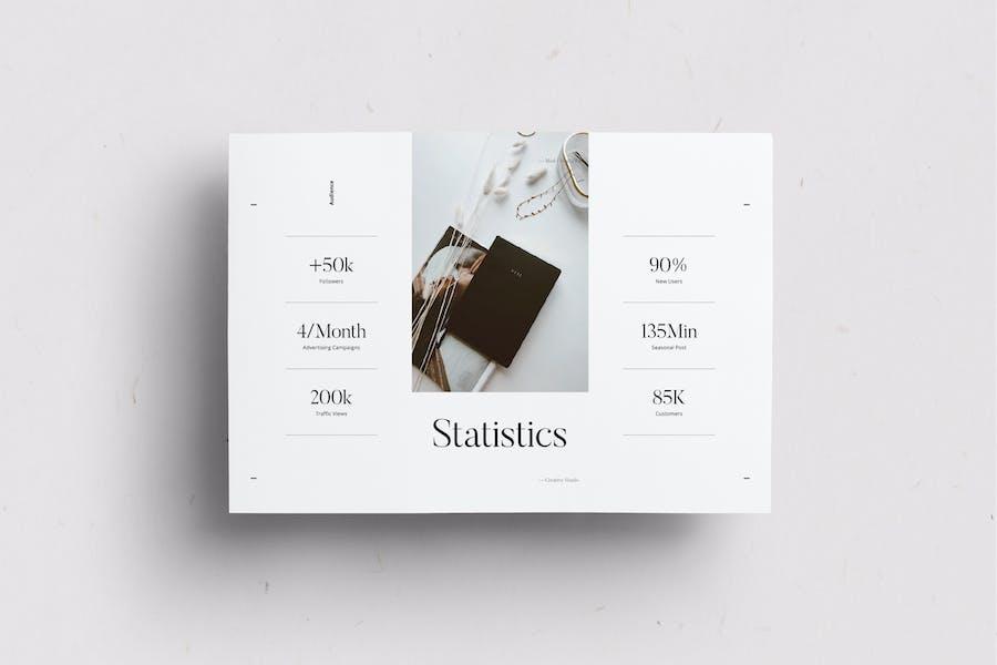 Mod Statistics Slide