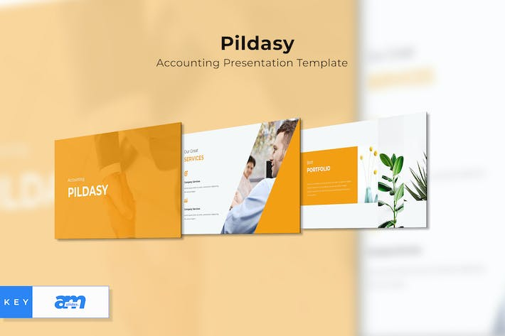 Thumbnail for Pildasy Accounting Keynote