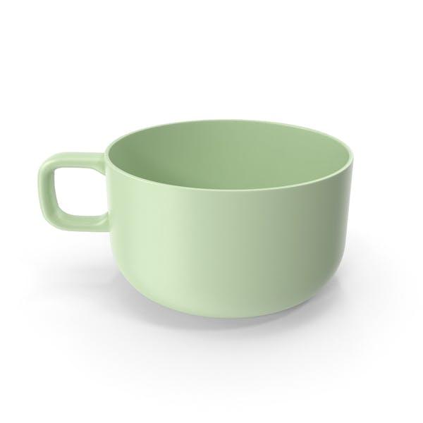 Large Mug Green