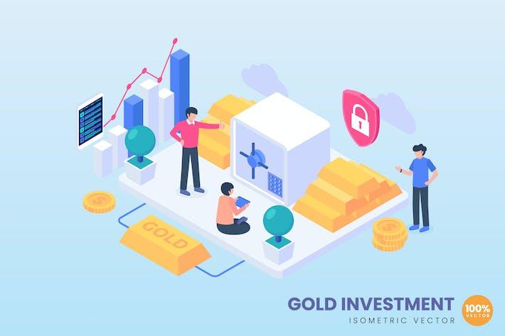 Thumbnail for Illustration du concept d'investissement