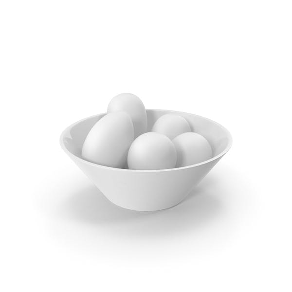 Cover Image for Bowl with Eggs