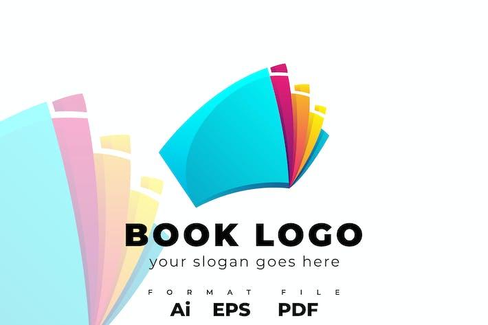Thumbnail for Book Logo Template