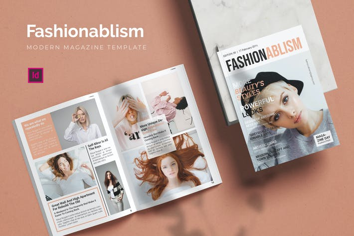 Thumbnail for Fashionablism - Magazine