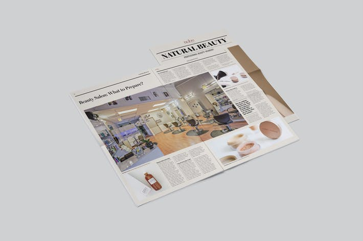 Thumbnail for Newspaper Template - HUEN