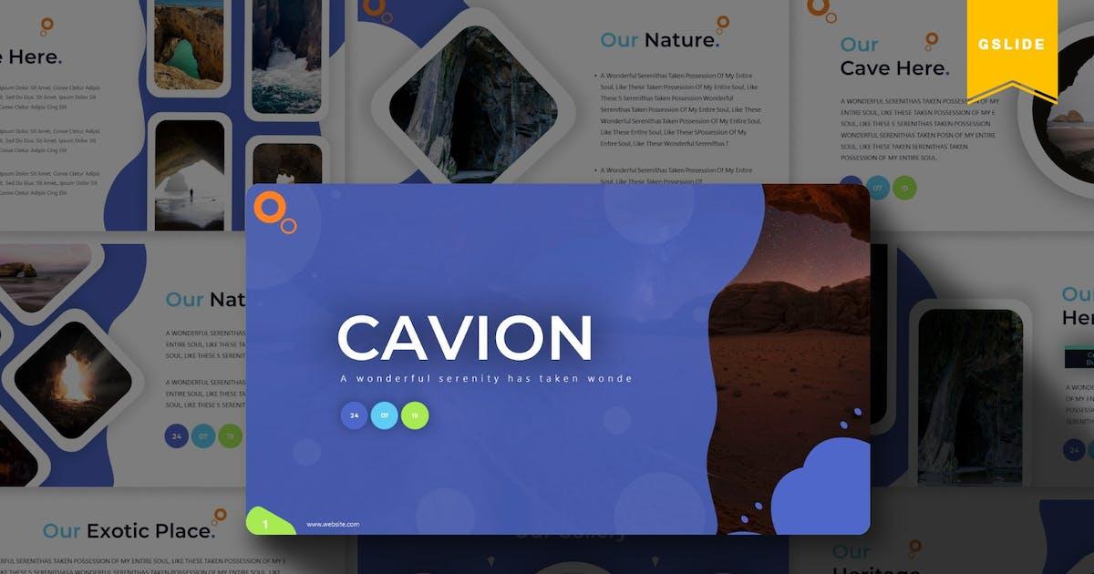 Download Cavion | Google Slides Template by Vunira