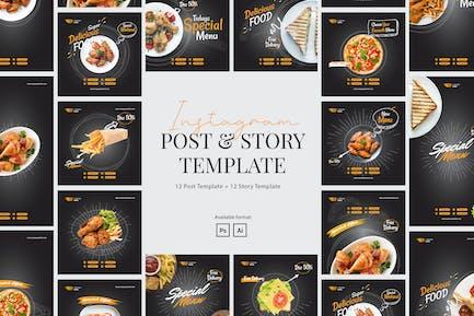 Fast Food Instagram