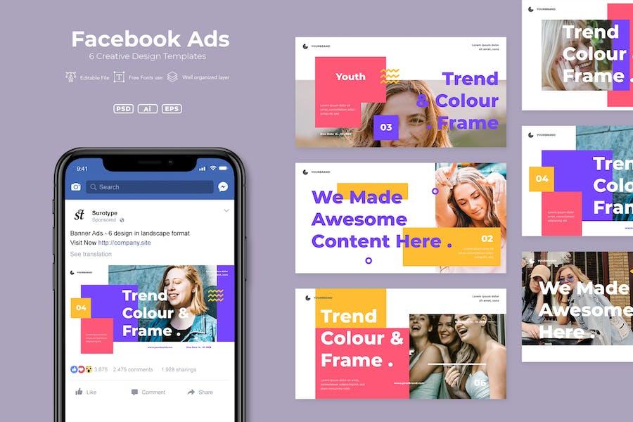 SRTP - Facebook Ads. v6