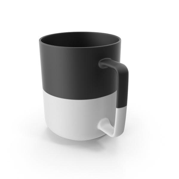 Large Dipped Mug