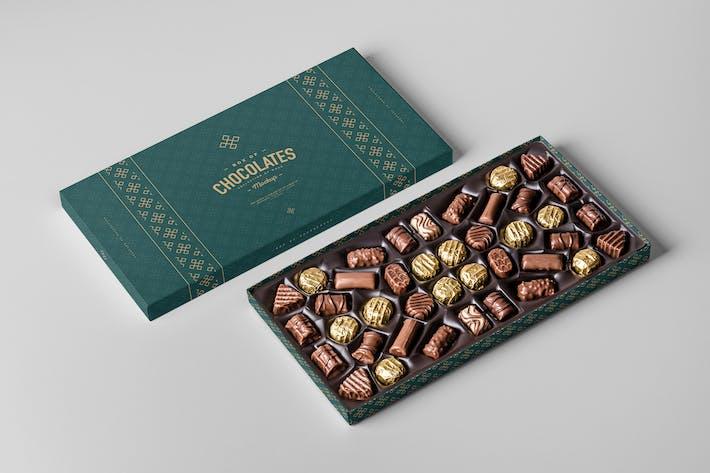 Thumbnail for Box Of Chocolates Mock-up 2