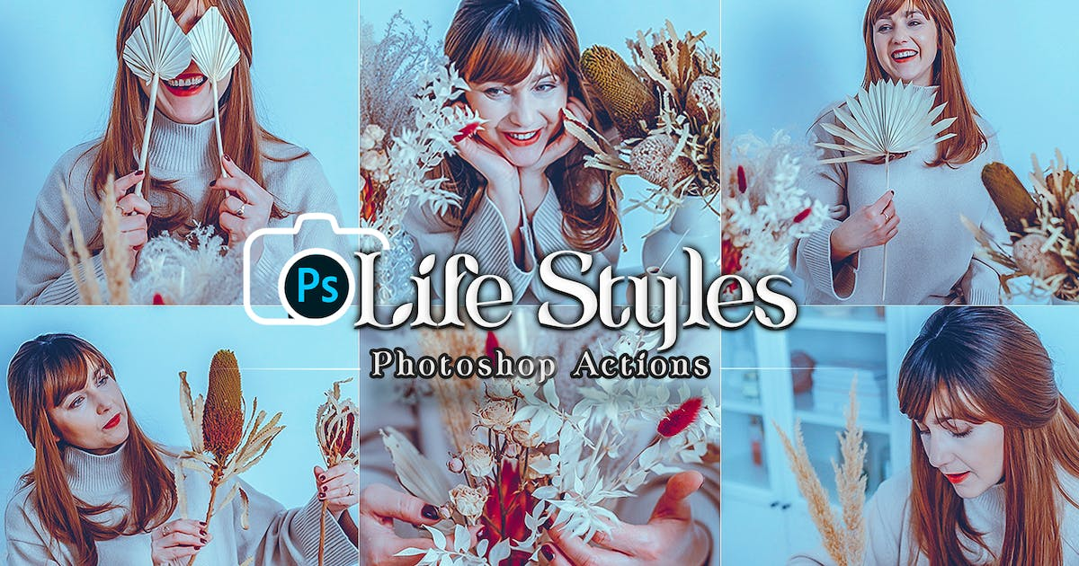 Download Lifestyles Photoshop Actions by 2lagus