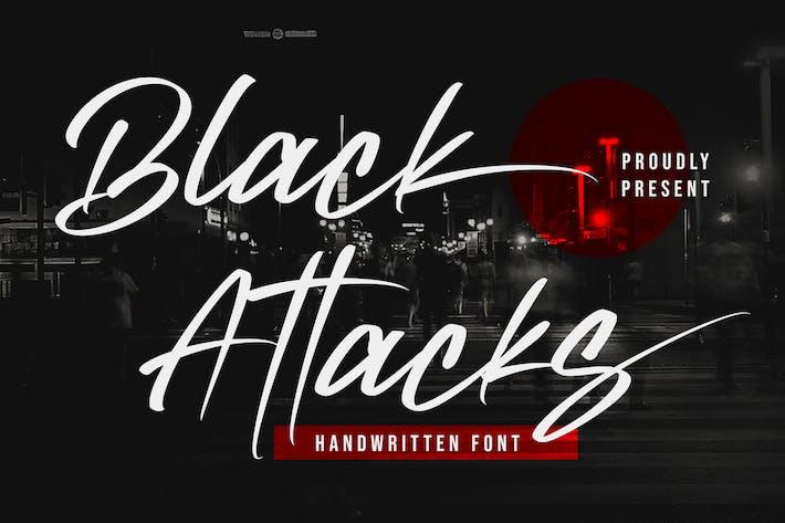 Thumbnail for Black Attacks