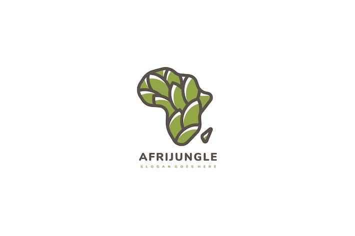 Africa Jungle Logo