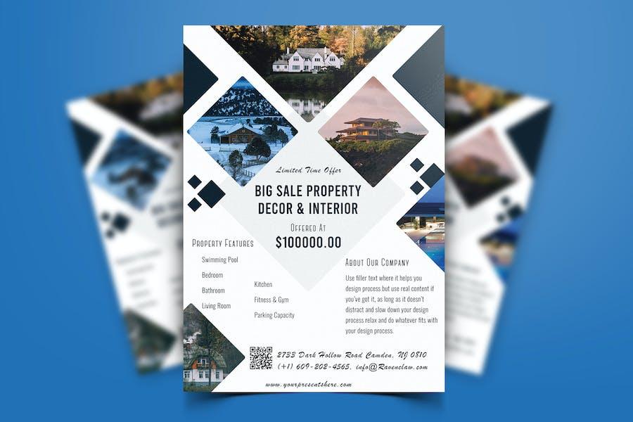 Real Estate Property Flyer-15