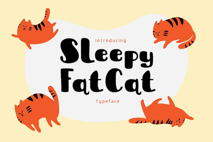 Thumbnail for Sleepy Fat Cat