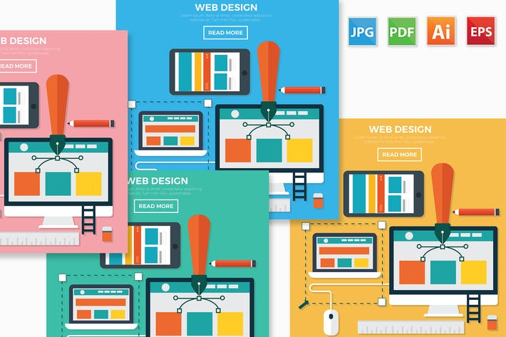 Cover Image For Web design
