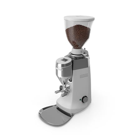Automatic Grinder with Coffee Beans