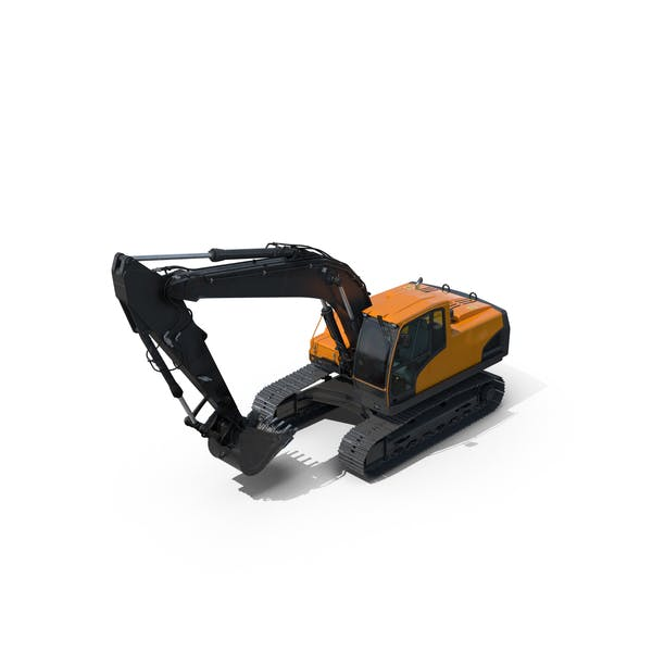 Thumbnail for Tracked Excavator