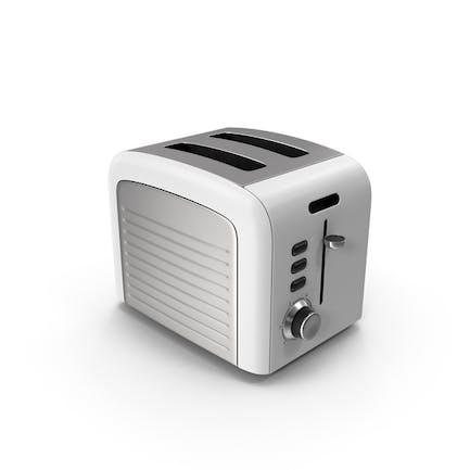 Toaster Weiß