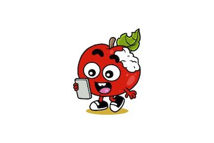 Живое яблоко - Персонаж RG