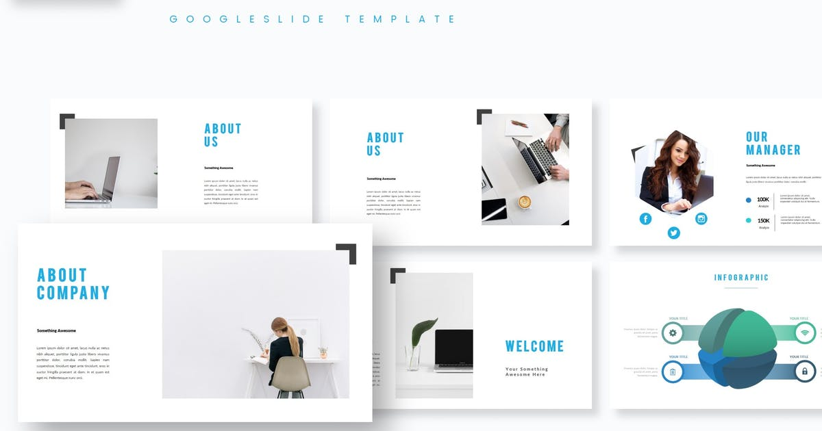 Download Molly - Google Slide Template by aqrstudio