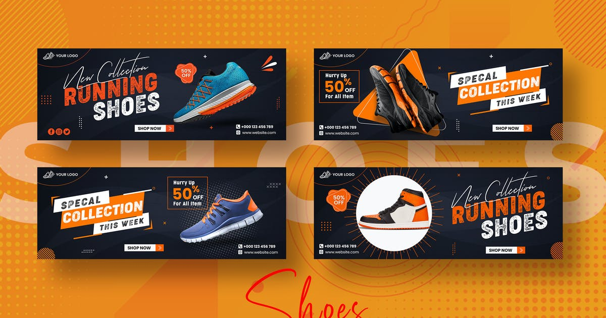 Download Shoes Facebook Timeline Covers by nmc2010