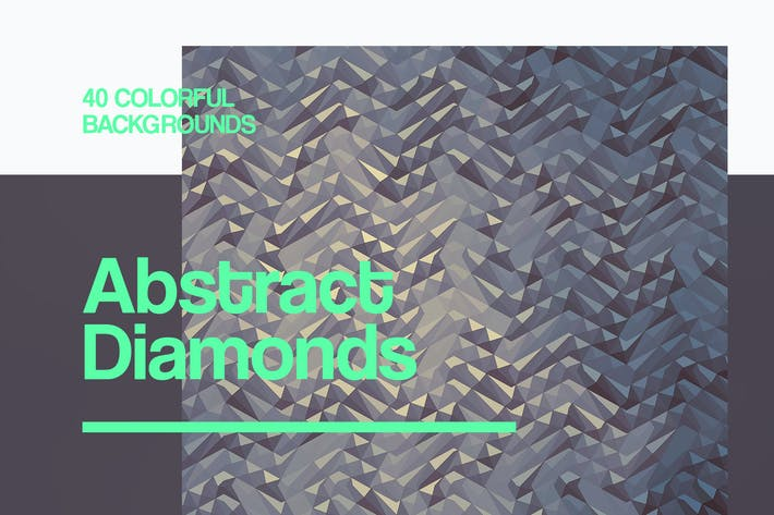 Thumbnail for Abstract Diamonds Backgrounds