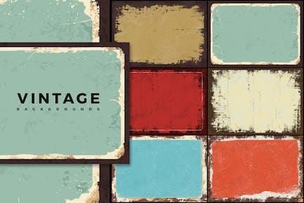 Vintage Grunge Backgrounds