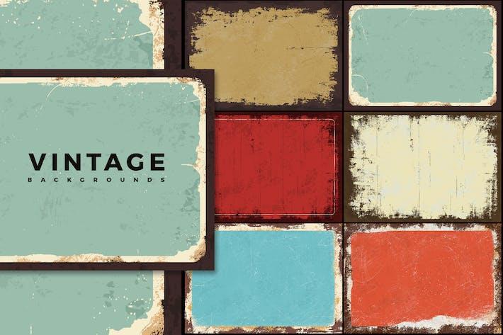Thumbnail for Vintage Grunge Backgrounds