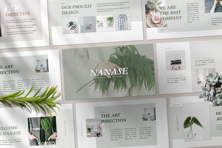 Nanase Brand Presentation