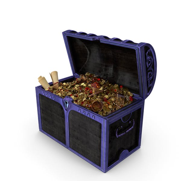 Magical Treasure Chest