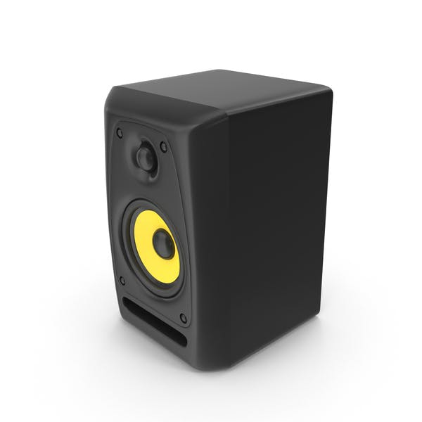 Studio Audio Monitor Speaker
