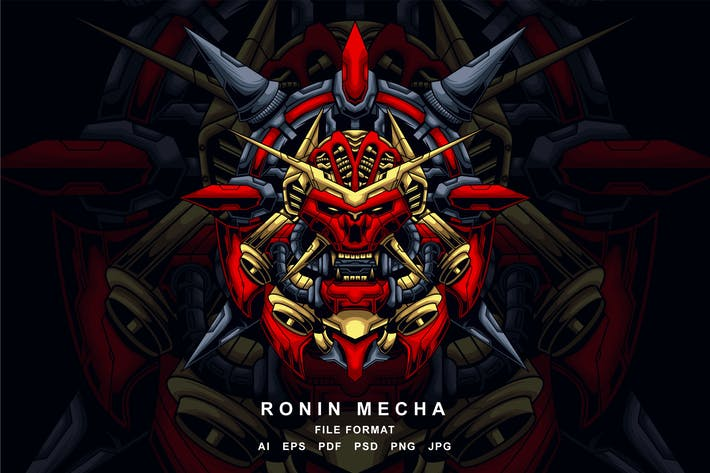 Thumbnail for Ronin Mecha