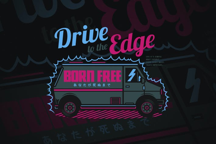 Thumbnail for Drive to the Edge