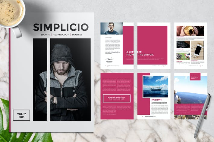 Thumbnail for Simplio Magazine