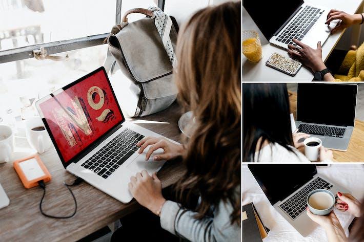 Thumbnail for Macbook Pro Mockups