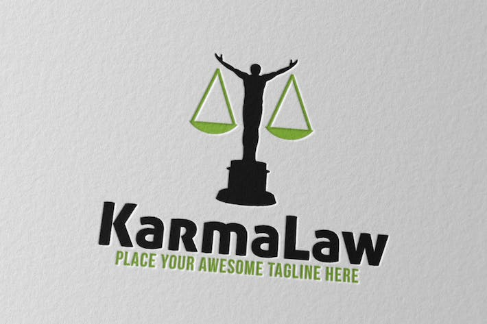 Thumbnail for Karma Law Logo