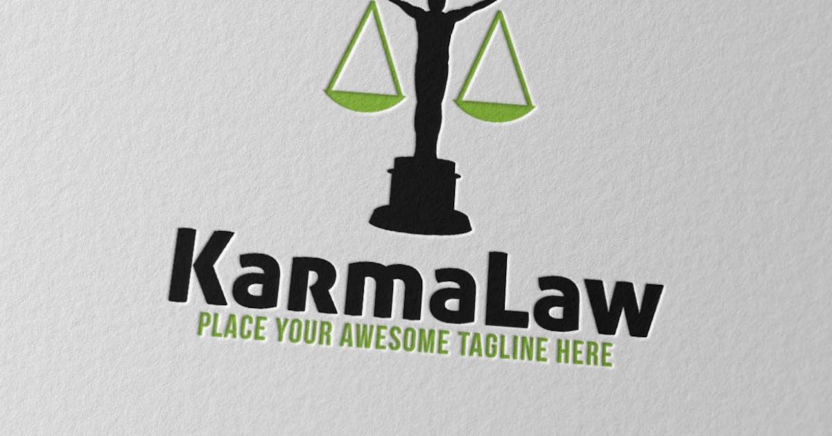 Download Karma Law Logo by Scredeck