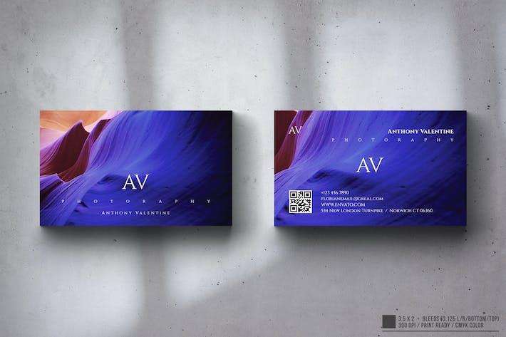 Thumbnail for Creative Multipurpose Business Card Design