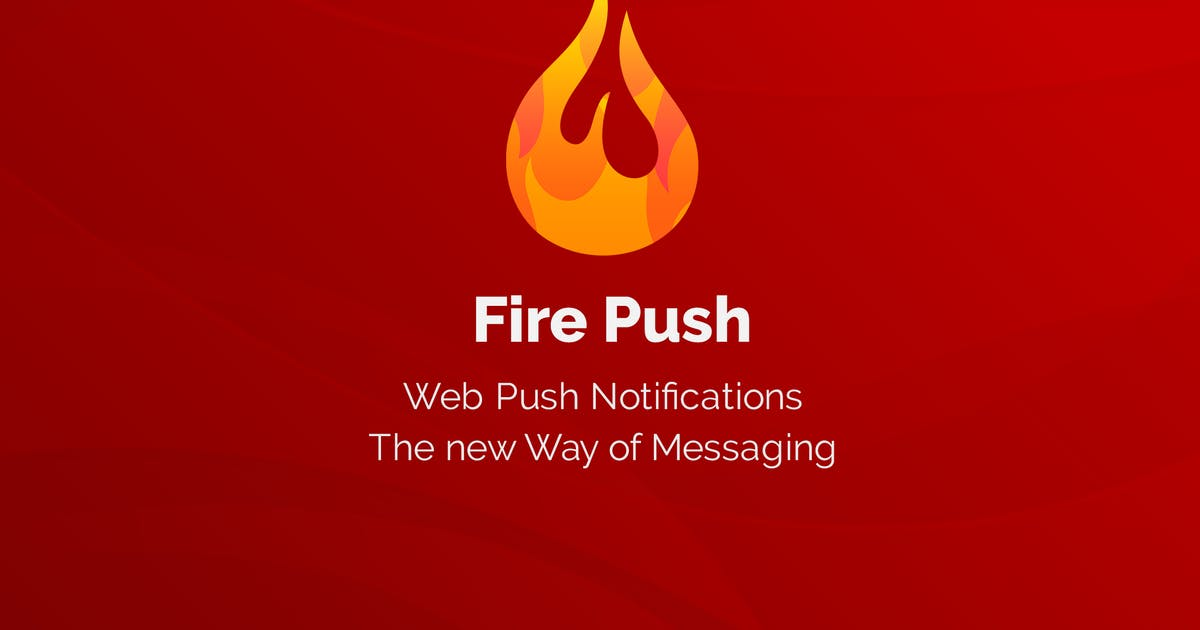 Download WordPress Push Notifications by welaunch