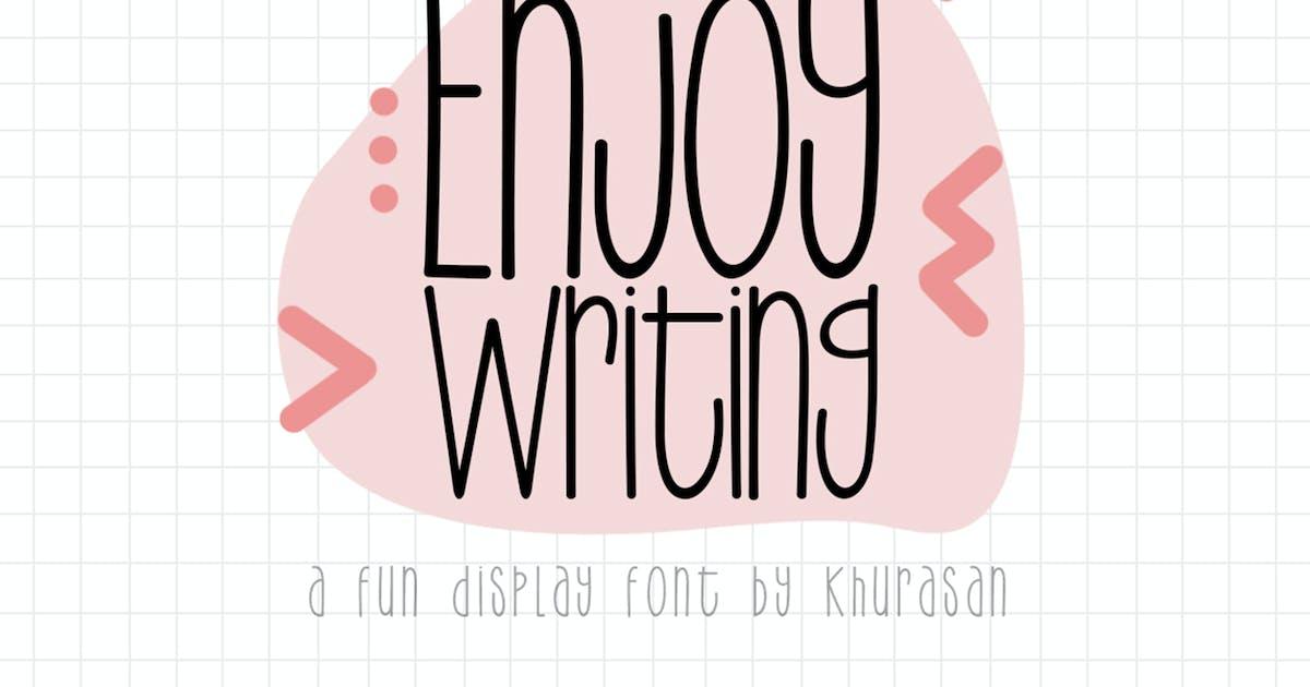 Download Enjoy Writing by khurasan