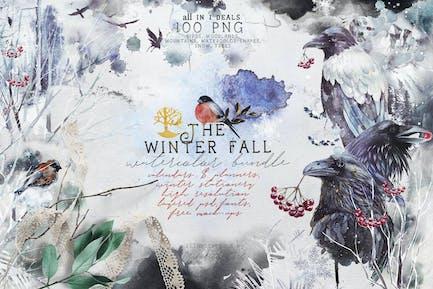 Winter fall bundle  all in 1