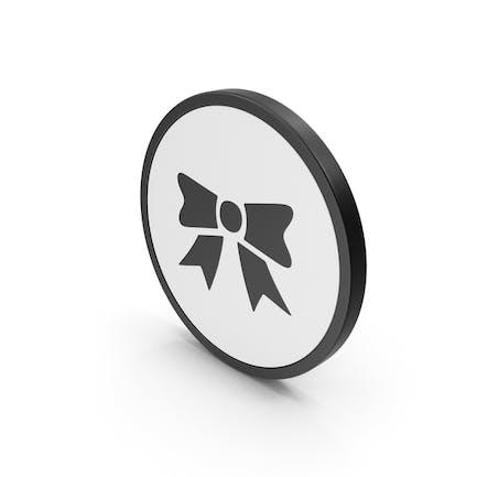 Icon Christmas Bow