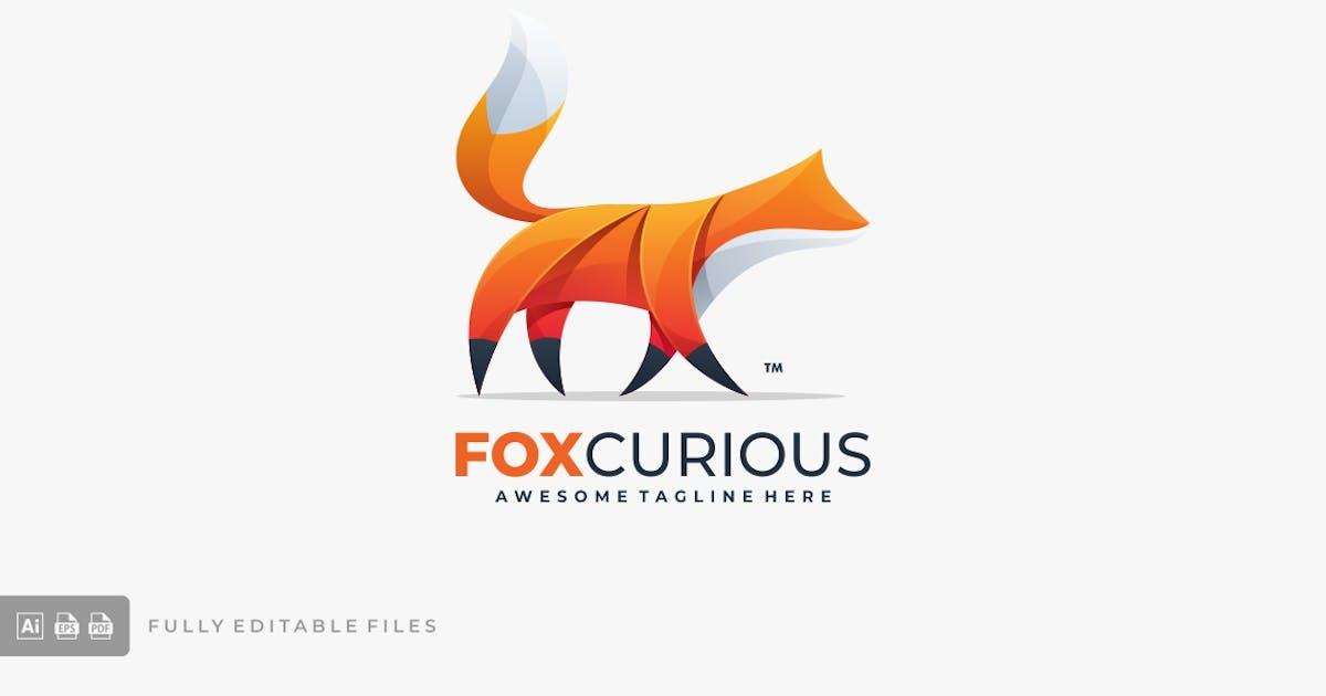Download Abstract Fox Color Logo Template by ivan_artnivora