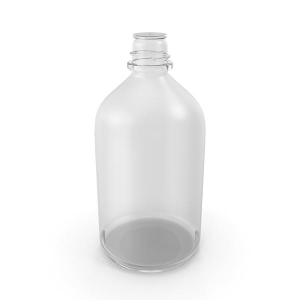 Лабораторная бутылка большая