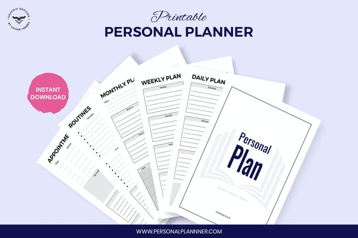 Thumbnail for Personal Planner