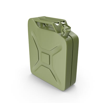 Army Green Combustible Blata