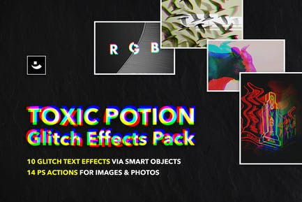 Rocking Retro PS Text Effects by pixelbuddha_graphic on