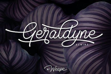 Script de Geraldyne