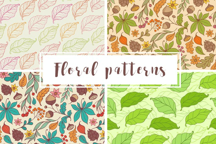 Thumbnail for Autumn Patterns