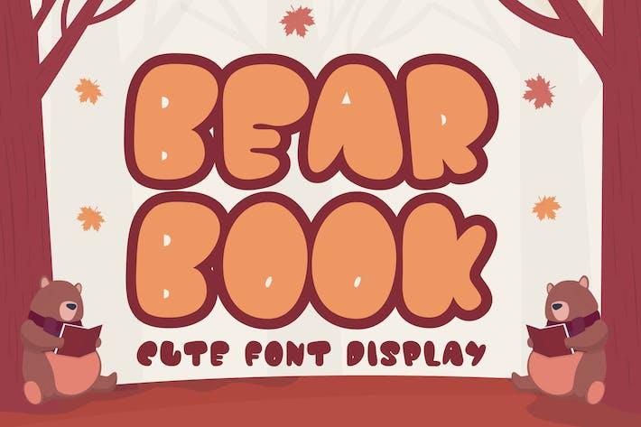 QR Медведь Книга